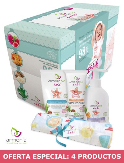 reloj 549c4 4ca5c Cofre Armonía Bio Bebé | Regalos para bebés | Mi bebé y yo